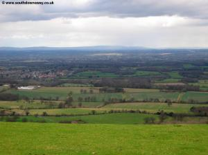 View from Chanctonbury Ring