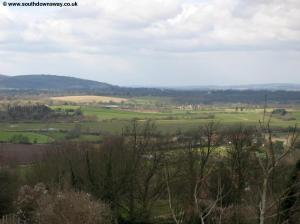 View near Amberley