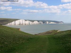 The Seven Sisters ahead