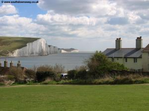 The classic view of the Seven Sisters