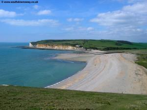Cuckmere below